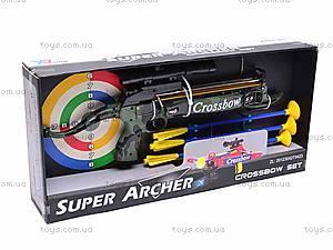Арбалет со стрелами для детей, 20123C, цена