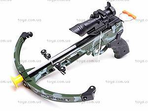 Арбалет со стрелами и целью, 35881L, купить