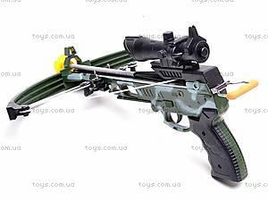 Арбалет со стрелами и целью, 35881L, игрушки