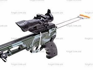 Арбалет со стрелами и целью, 35881L, магазин игрушек