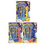 Арбалет со стрелами детский в ассортименте, 395A, игрушки