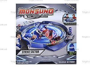 Сборная арена Monsuno (Strike Sector Combat Set), 25040-MO, купить