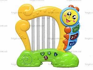 Музыкальная игрушка «Чудо-арфа», 7699, цена