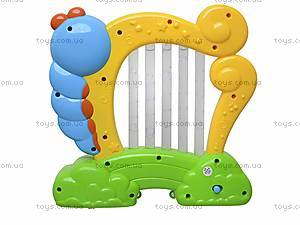 Музыкальная игрушка «Чудо-арфа», 7699, игрушки
