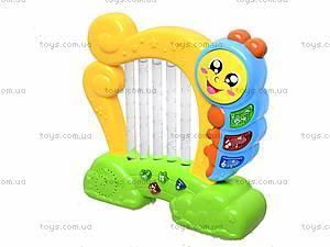 Музыкальная игрушка «Чудо-арфа», 7699, детские игрушки