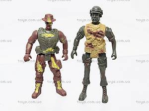 Армейский набор с оружием, 2014C, детские игрушки