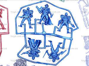 Армия солдатиков №12 «Киберпанк», 634, игрушки