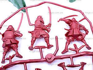 Армия солдатиков №6 «Рыцари», 618, игрушки