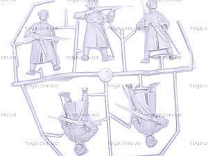 Армия солдатиков №8 «Войны России», 620, детские игрушки