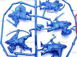Армия солдатиков №9 «Древние войны», 631, цена