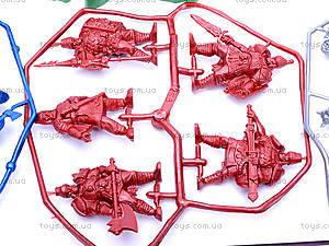 Армия солдатиков №9 «Древние войны», 631, игрушки