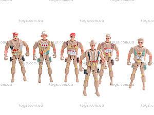 Детский военный набор «Армия», 906-6, купить