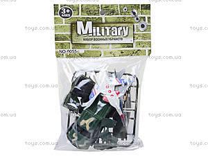 Детский игровой набор «Армия», 055-S12