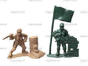 Детский игровой набор «Армия», 055-S12, цена