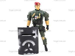 Набор игровой для мальчика «Армия», 666-3, купить