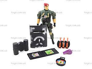 Набор игровой для мальчика «Армия», 666-3, цена