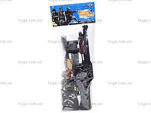 Набор игровой для мальчика «Армия», 666-3, игрушки