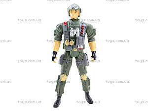 Детский игровой набор для мальчика «Армия», 777-2, купить