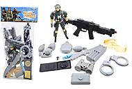 Детский игровой набор для мальчика «Армия», 777-2, отзывы