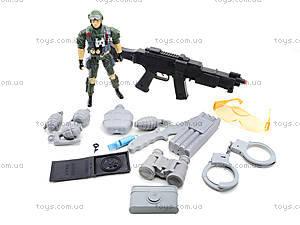 Детский игровой набор для мальчика «Армия», 777-2, цена