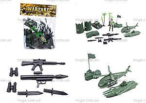 Набор с солдатиками и оружием «Армия», 149-4