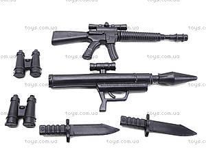 Набор с солдатиками и оружием «Армия», 149-4, игрушки