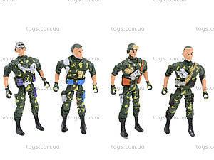 Игровой набор для мальчика «Армия», 6854, отзывы