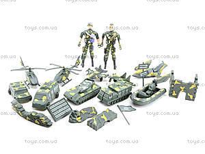 Набор для игры «Армия», 6852, отзывы