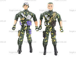 Набор для игры «Армия», 6852, игрушки