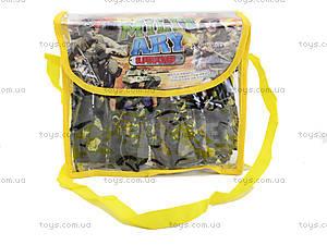 Набор для игры «Армия», 6852, детские игрушки