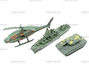 Набор солдатиков и военной техники «Армия», 0055-85, отзывы