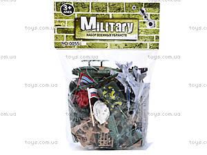 Набор солдатиков и военной техники «Армия», 0055-85, цена