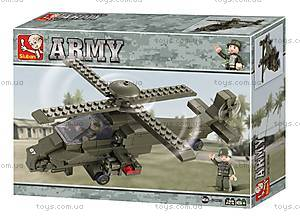 Конструктор «Армия, Вертолет», M38-B0298