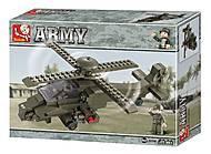 Конструктор «Армия, Вертолет», M38-B0298, отзывы