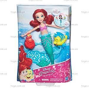 Кукла Ариель, плавающая в воде, B5308