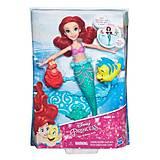 Кукла Ариель, плавающая в воде, B5308, іграшки