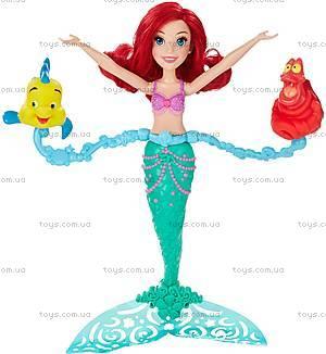 Кукла Ариель, плавающая в воде, B5308, фото