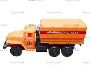 Аварийная машина «Урал», 36118, отзывы