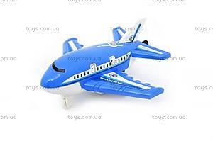 Детская инерционная игрушка «Авиалайнер», DM8895-2
