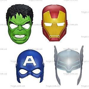 Детская маска «Мстители», B0439, фото