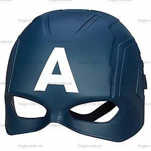 Детская маска «Мстители», B0439, отзывы