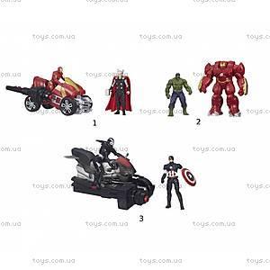 Мини-фигурки Мстителей серия «Делюкс», B0448, купить