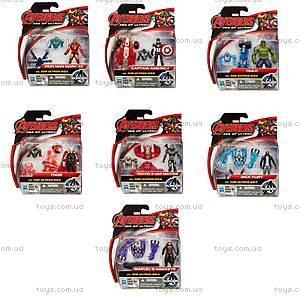 Игровые мини-фигурки «Мстители», B0423, отзывы