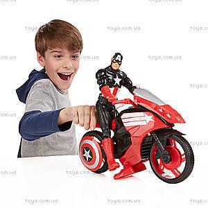 Игровая фигурка «Мстители» на транспортном средстве, B0431, фото