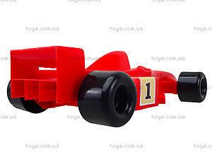 Игровая машинка «Формула», 39216, купить