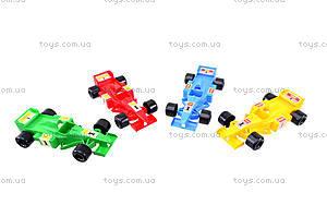 Игровая машинка «Формула», 39216, фото