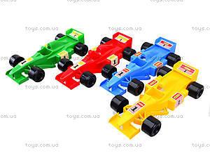 Игровая машинка «Формула», 39216, игрушки