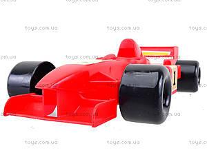Игровая машинка «Формула», 39216, детские игрушки
