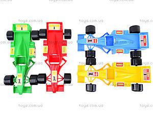 Игровая машинка «Формула», 39216, магазин игрушек