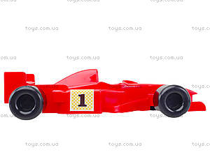 Игровая машинка «Формула», 39216, toys.com.ua